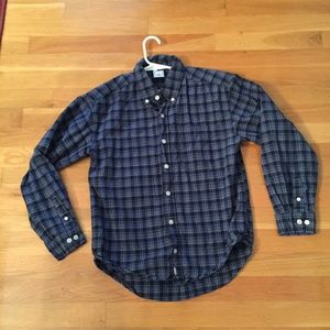 Old Navy Buttondown and Jeans set Size 12